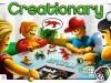 Lego Stolní hry 3844 Představ si a postav 1