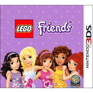 Hra LEGO Friends 3DS