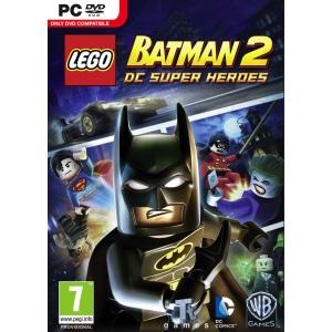 Hra Lego Batman 2: DC Super Heroes