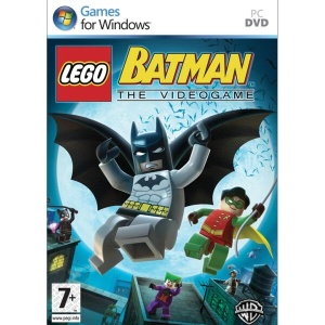 Hra LEGO Batman The Videogame