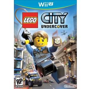 LEGO City: Undercover WiiU