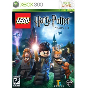 Hra LEGO Harry Potter 1-4