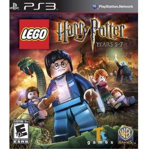Hra LEGO Harry Potter 5-7