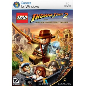 Hra LEGO Indiana Jones 2: The Adventure Continues