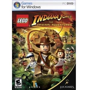 Hra LEGO Indiana Jones The Original Trilogy