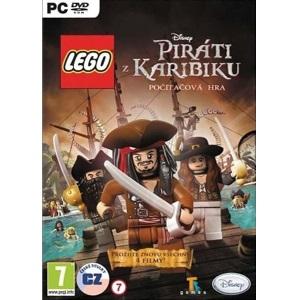 Hra LEGO Piráti z Karibiku