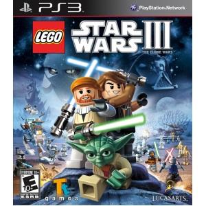 Hra LEGO Star Wars 3: The Clone Wars