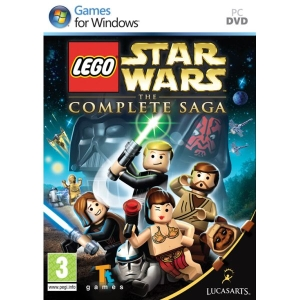 Hra Lego Star Wars: The Complete Saga