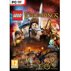 Hra LEGO The Lord of the Rings