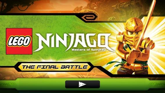 LEGO Ninjago hra