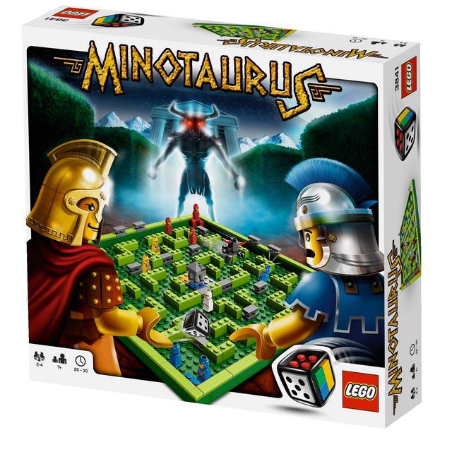 LEGO Stolní hry 3841 Minotaurus