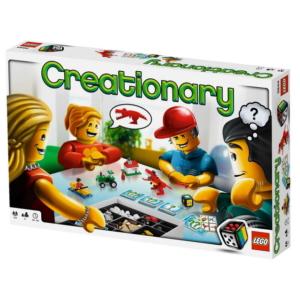 Lego Stolní hra 3844 Představ si a postav