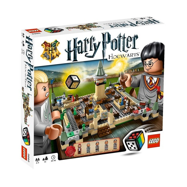 LEGO stolní hry 3862 Harry Potter Bradavice