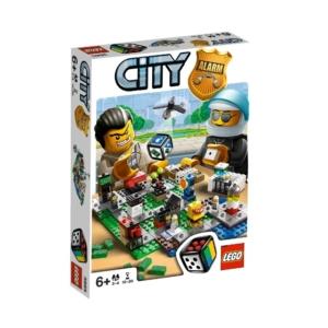 LEGO hry 3865 CITY Alarm
