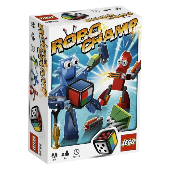 LEGO Games Robot šampión