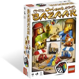 LEGO hra Orientální tržnice