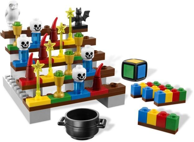 LEGO Games 3836 Magikus sestaveno