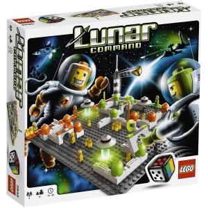 LEGO hra Vesmírná stanice