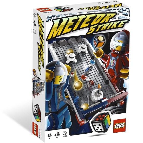 LEGO Games Meteor Strike