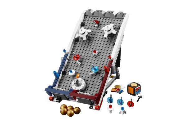 LEGO Games 3850 Meteor Strike sestaveno