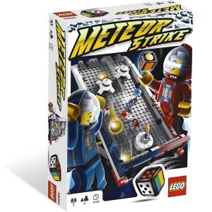 LEGO hra Meteor Strike