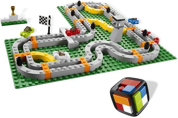 LEGO Games 3839 Race 3000 rozehráno
