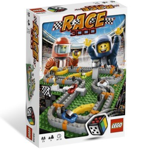 LEGO hra Race 3000