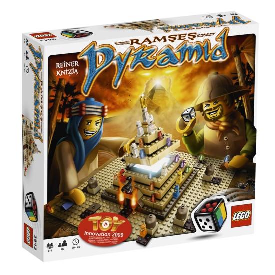 LEGO Games Ramsesova pyramida