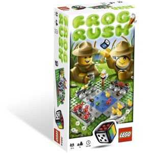 LEGO hra Žabí shon