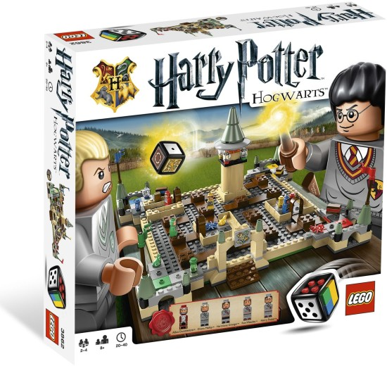LEGO Games Harry Potter Bradavice