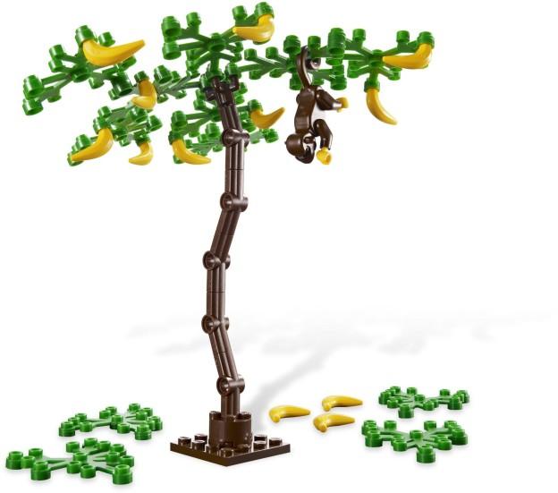 LEGO Games 3853 Sbírej banány rozehráno