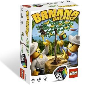 LEGO hra Sbírej banány