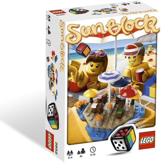 LEGO Games Sun Block