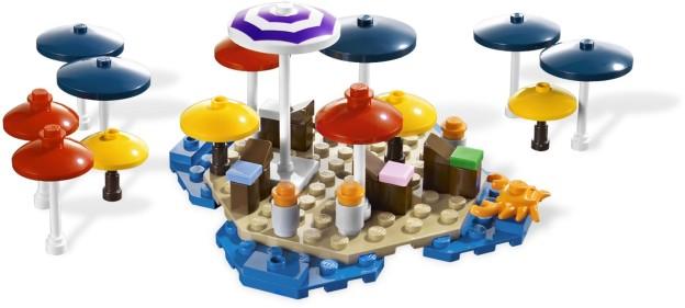 LEGO Games 3852 Sun Block rozehráno