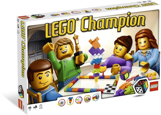 LEGO Games Champion