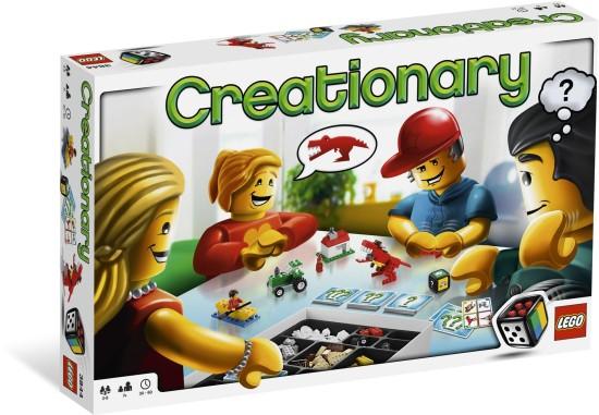 LEGO Games Představ si a postav