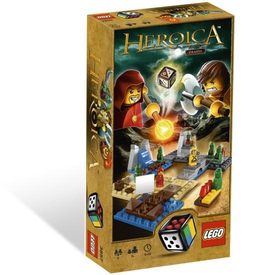 LEGO Games Heroica Zátoka Draida