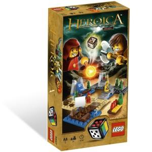 LEGO hra Heroica Zátoka Draida