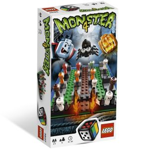 LEGO hra Monster 4